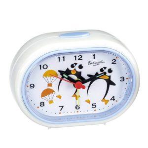 Otroška budilka 9855-8 / Motiv Pingvin
