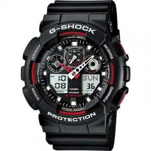 Ročna ura G-Shock Casio GA-100-1A4ER